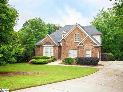 Greer Single Family Home For Sale: 216 Goldenstar
