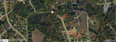 Greer Residential Lots & Land For Sale: 225 Saddle Creek