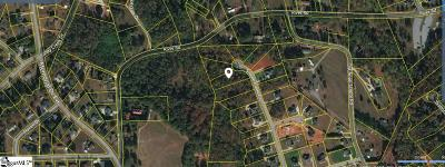 Greer Residential Lots & Land For Sale: 217 Saddle Creek
