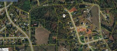 Greer Residential Lots & Land For Sale: 213 Saddle Creek