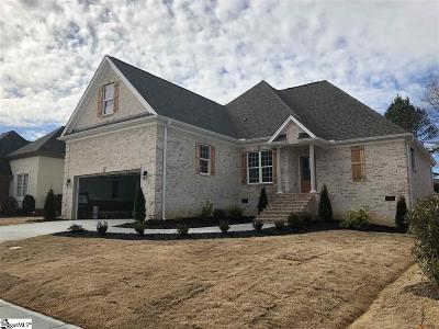 Single Family Home For Sale: 110 Banbury