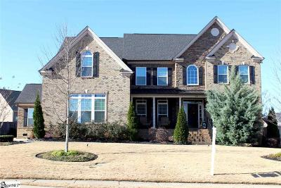 Five Forks Plantation Single Family Home For Sale: 10 Stratton Chapel