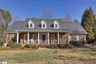 Easley Single Family Home For Sale: 112 Players