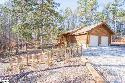 Seneca Single Family Home For Sale: 122 Hickory Cove