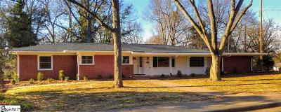 Inman Single Family Home For Sale: 11 Littlefield