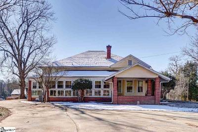 Pelzer Single Family Home Contingency Contract: 271 Old River