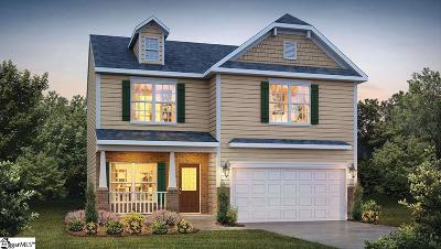 Fountain Inn Single Family Home Contingency Contract: 230 Addlestone
