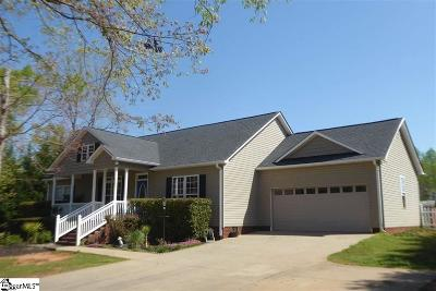 Inman Single Family Home For Sale: 309 Wild Azalea