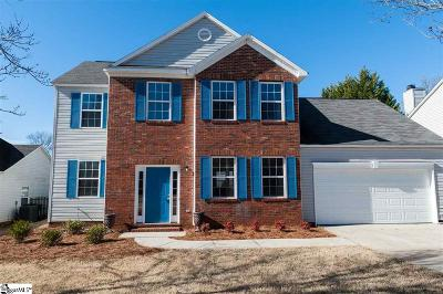 Mauldin Single Family Home Contingency Contract: 303 Park Grove