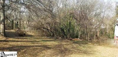 Inman Residential Lots & Land For Sale: 19 Bobo