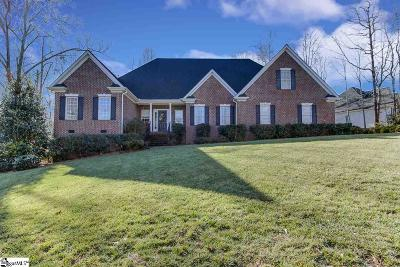 Easley Single Family Home For Sale: 150 Upper Lake