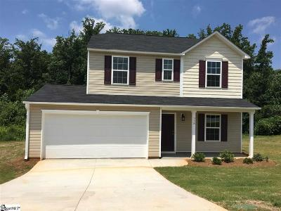Boiling Springs Single Family Home For Sale: 918 Slow Creek