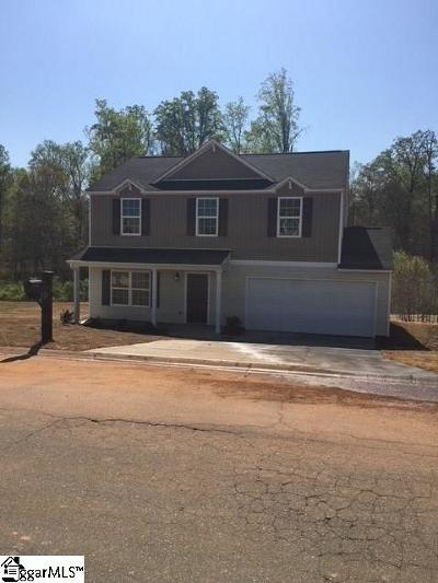 Boiling Springs Single Family Home For Sale: 926 Slow Creek