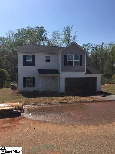 Boiling Springs Single Family Home For Sale: 930 Slow Creek