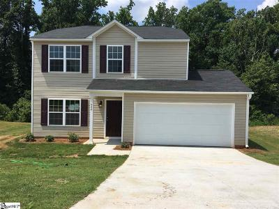 Boiling Springs Single Family Home For Sale: 946 Slow Creek