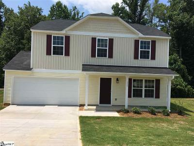 Boiling Springs Single Family Home For Sale: 958 Slow Creek