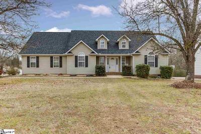 Piedmont Single Family Home Contingency Contract: 308 Huddersfield