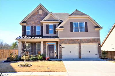 Greer Single Family Home Contingency Contract: 191 Willowbottom