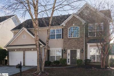 Greer SC Single Family Home Contingency Contract: $264,900