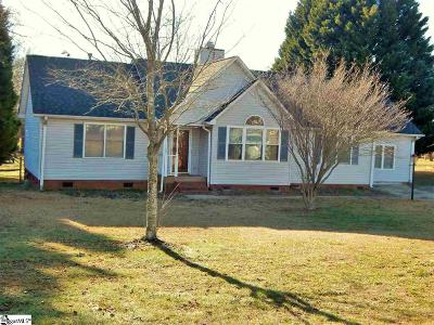 Greenville County Single Family Home Contingency Contract: 529 Henderson
