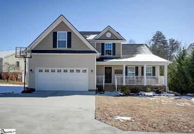 Greenville County Single Family Home Contingency Contract: 111 Newkirk