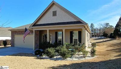 Piedmont Single Family Home Contingency Contract: 2 Campbells Farm