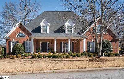 Greenville County Single Family Home Contingency Contract: 106 Raes Creek
