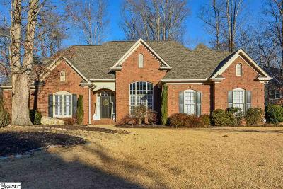 Simpsonville Single Family Home Contingency Contract: 107 Player
