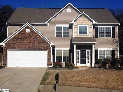 Morning Mist Single Family Home Contingency Contract: 201 Plum Hill