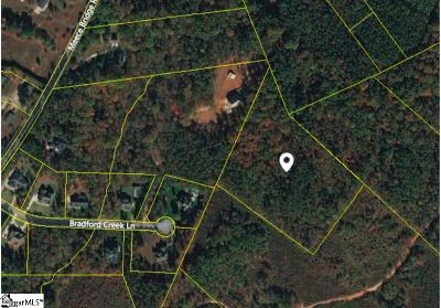 Taylors Residential Lots & Land Contingency Contract: Meece Bridge
