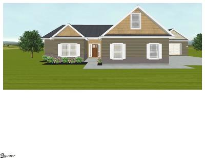 Travelers Rest Single Family Home Contingency Contract: 11 Smith Tractor