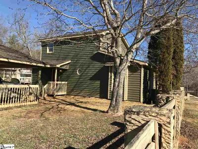 Easley Single Family Home For Sale: 114 Sterling