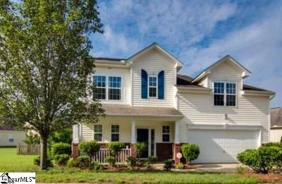 Greenville County Single Family Home For Sale: 7 War Admiral