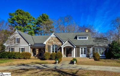 Spartanburg Single Family Home Contingency Contract: 707 Pecan Tree