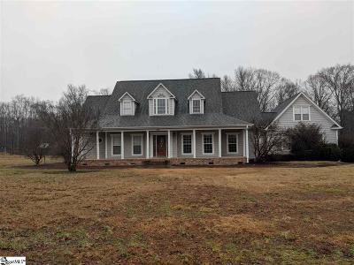Piedmont Single Family Home For Sale: 202 Wren School
