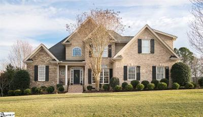 Greer Single Family Home Contingency Contract: 160 Riverstone