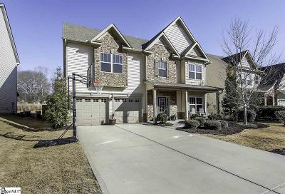 Simpsonville Single Family Home Contingency Contract: 261 Meadow Blossom