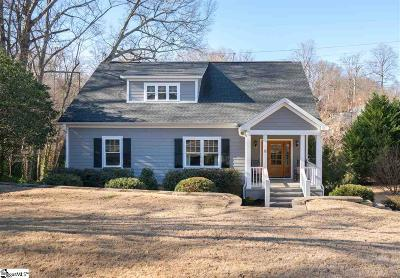 Greenville Single Family Home Contingency Contract: 11 Waccamaw