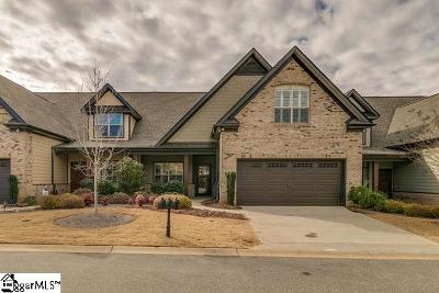 Greenville County Condo/Townhouse For Sale: 309 Scotch Rose