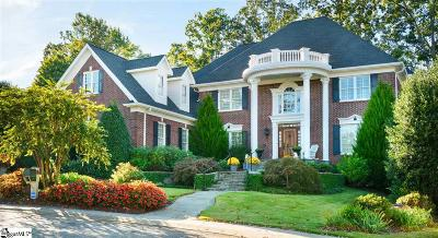 Greer Single Family Home For Sale: 16 Baronne