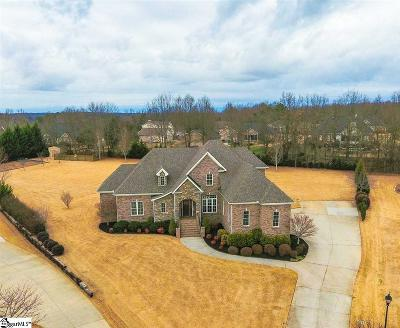 Greer Single Family Home For Sale: 15 Meadow Trace