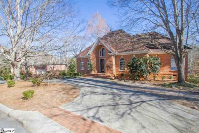 Easley Single Family Home For Sale: 105 Greenleaf