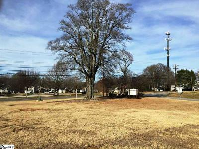 Simpsonville Residential Lots & Land For Sale: 301 W Curtis