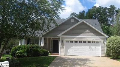 Taylors Single Family Home For Sale: 4 Kentworth