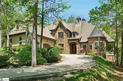 The Cliffs At Mountain Park Single Family Home For Sale: 640 Highridge