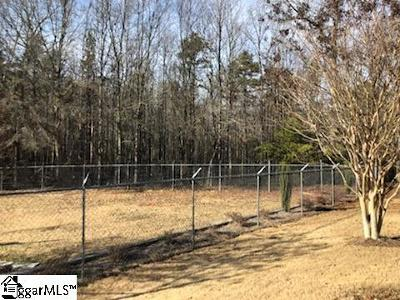 Fountain Inn Residential Lots & Land Contingency Contract: Valley View