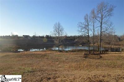 Spartanburg Residential Lots & Land For Sale: 940 Wando