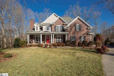 Simpsonville Single Family Home Contingency Contract: 6 Nina