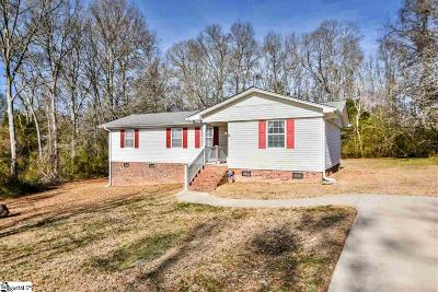 Fountain Inn Single Family Home Contingency Contract: 6 Circle