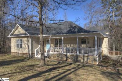 Taylors Single Family Home Contingency Contract: 215 Roberts